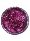 Snazaroo Glitter Gel 12ml Pot Fuchsia Pink