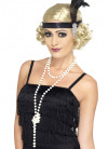 Classic Flapper Pearls Necklace