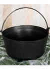 Large Plastic Witches Cauldron 32cm