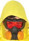 Hazmat Biochemist Gas Mask