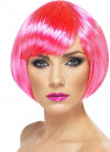 Babe Wig - Neon Pink