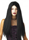 "Black 24"" Centre Parting Wig"