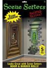 Haunted Hallway Halloween Scene Setters (Multi Pack)