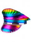 Pride Rainbow Biker Hat