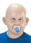 Baby With Soother Rubber Mask