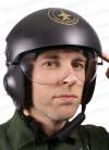 Top Gunner - Jet Fighter - Aviator Pilot Helmet