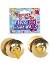 Desert Princess Finger Cymbals
