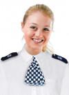 WPC Police Scarf & Epaulettes