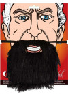 Black Beard Elasticated