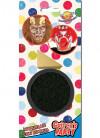 Black Face Paint 9ml & Sponge