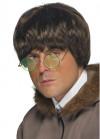 John Lennon - Brit Pop - Brown Wig