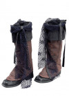Pirate Boot Covers (Brown)