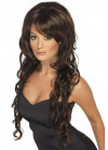 Pop Starlet Wig - Brown