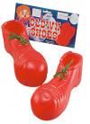 Kids Blow Molded Clown Shoes