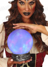 Crystal Ball with Light up FX & Spooky Sound 21cm x 17cm