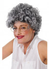 Granny (Old Lady) Curly Wig