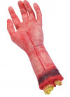 Bloody Cut Off Rubber Hand - 30cm