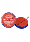 Snazaroo Dark Orange Face Paint - Classic 18ml