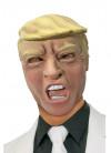 Donald Trump Rubber Mask (Half Head)