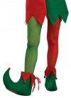 Elf Tights - Green & Red