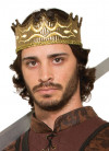 Gold Medieval King's Crown (Soft) (Master of Thrones)