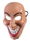Evil-Grin Mask Red Lips- Male