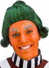 Oompa Loompa - Factory Worker Green Wig
