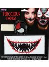 Ferocious Fangs Make-up Kit