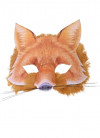 Fox Mask (Realistic Fur)