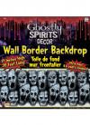 Ghostly Spirit Wall Border