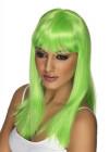 Glamourama Wig - Neon Green