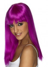 Glamourama Wig - Neon Purple