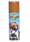 Colour Hair Spray (Gold)