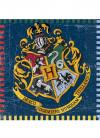 Harry Potter Hogwarts Party Napkins 16.5cm– 16pk