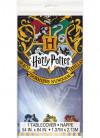 Harry Potter Hogwarts Plastic Table Cover 137 x 213cm