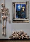 Giant Ghastly Decorations- Skeleton