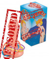 Well Endowed Hen-Party Hoopla Game - 15cm plastic member