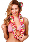 Hawaiian Orchid Lei Hot Pink