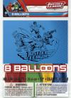 Justice League Superhero Balloons 30.4cm – 8pk