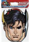 Justice League Superhero Card Masks – 8pk