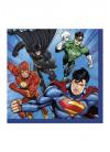 Justice League Superhero Small Napkins 12.5cm – 16pk