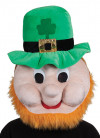 Leprechaun Mascot Headpiece