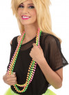 Neon Beads Necklace