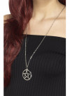 Occult Pentagram Necklace