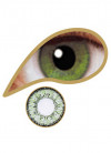 Green Coloured Contact Lenses - One Day Wear