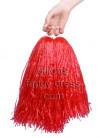 USA Red Cheerleader Pom Pom - 1 Piece Only