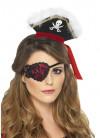 Pirate Eyepatch (Lace)