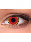 Red Vampire Contact Lenses - 30 Day Wear