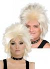 80's Rock Idol Blonde Wig