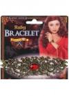 Ruby Stone Bracelet (Melisandre) (Master of Thrones)